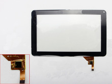 RLGVQDX New 9 Touch Screen For SONY Q9 A13 MF-195-090F-4 Black Digitizer Panel