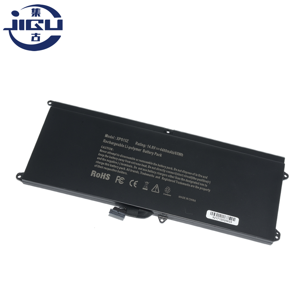 JIGU Laptop Battery 0HTR7 0NMV5C 75WY2 NMV5C OHTR7 For Dell XPS 15z 15Z-L511X 15Z-L511Z L511X L511Z ULTRABOOK 14.8V 4400MAH