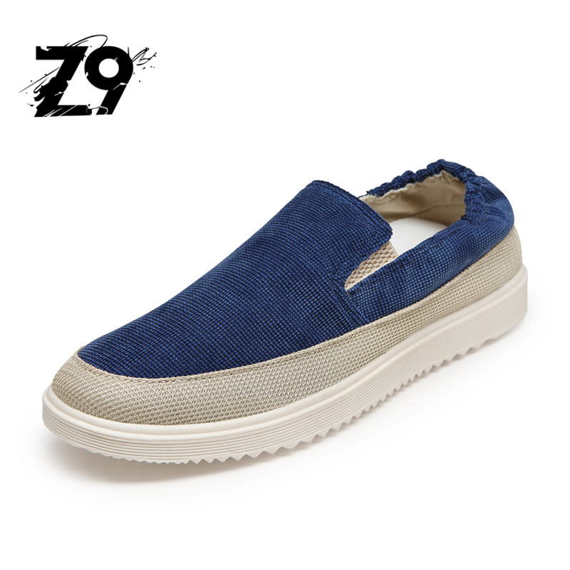 Spring Fashion Comfort Breathable Casual Slip On Outdoor Mens Boat Shoes