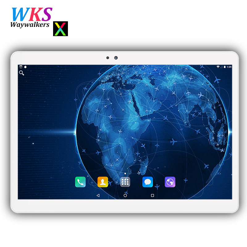 Global 10 Inch 3G Tablet PC 4G RAM 64G ROM MTK8752 octa-core Phone PC 1280X800 IPS 3G WCDMA/2SIM GPS Bluetooth WIFI tablets 10.1 thl w200c octa core 720p 5 0 ips android 4 2 wcdma phone w otg 8gb rom gps black