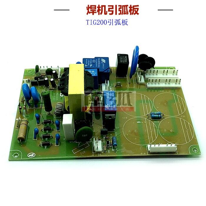 MOS Tuyau Argon Arc Soudeur Carte D'alimentation WS/TIG180/200/250 Puissance Plaque Pièces Sans Condensateurs