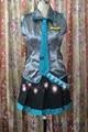 Аниме Vocaloid косплей-бесплатная аниме Vocaloid косплей хацунэ мику костюмы, Любой размер