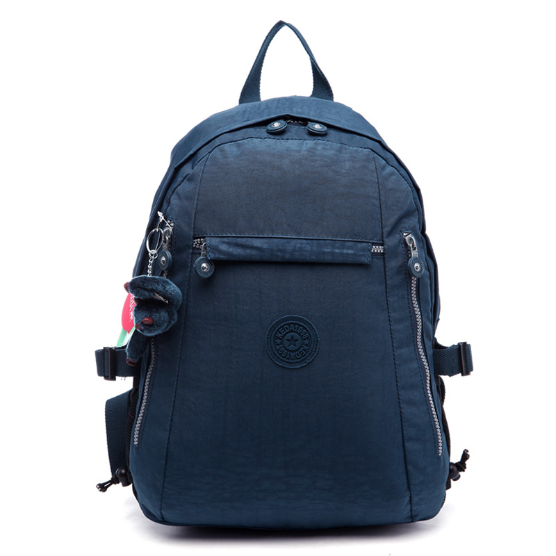 Original Monkey Nylon Backpack Women Back Pack Bolsa School Bags For Teenage Girl Laptop Backpack Bagpack Travel Bag Sac Mochila