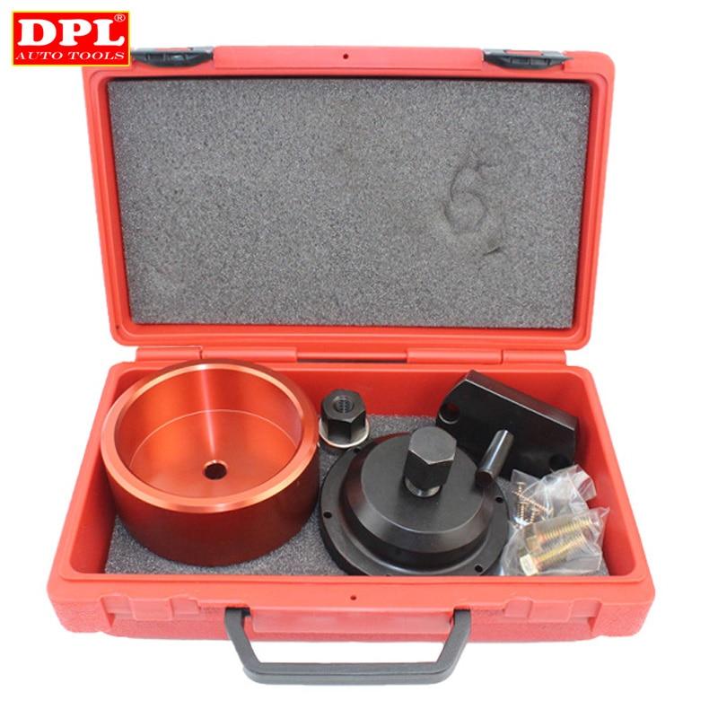 Kit de dissolvant et d'installation de joint d'huile arrière de vilebrequin pour BMW N40 N42 N45 N45T N46 N46T N52 N53 N54