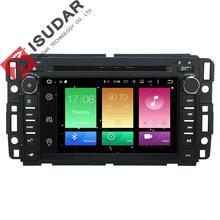 Android 6.0 7 Inch Car DVD Player For GMC/Yukon/Savana/Acadia/Chevrolet/Express/Traverse 2GB RAM 3G/4G Wifi GPS Navigation Radio