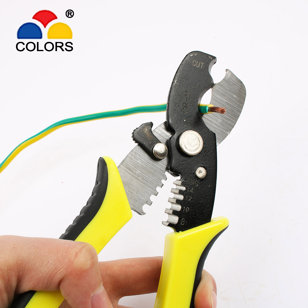 FASEN CR-V Electrician wire stripper Multitool Cable wire Cutters Stripping wire cable cutter Hand TOOL цена и фото
