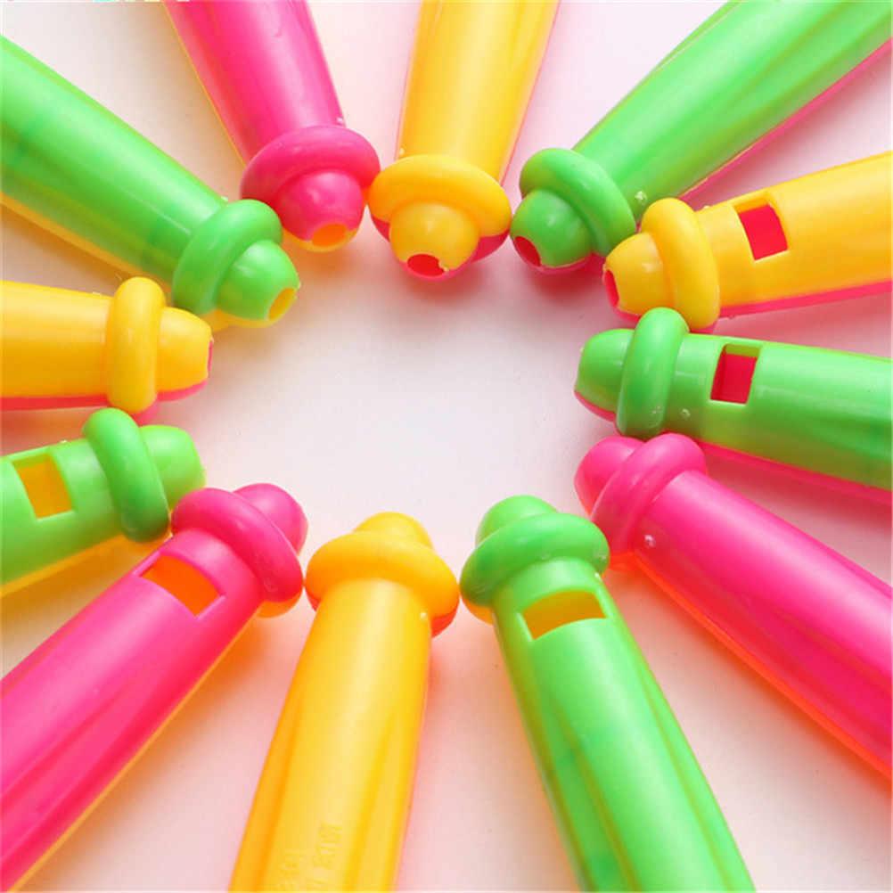 Juguetes del traqueteo del bebé juguetes de madera sonajero tambor de dibujos animados instrumento musical de juguete para niño bebé regalo niños regalo para niños juguetes de Color al azar