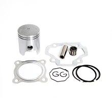 Комплект поршневых колец, прокладка для запястья, набор подшипников для Yamaha PW50 PW 50 Y-Zinger
