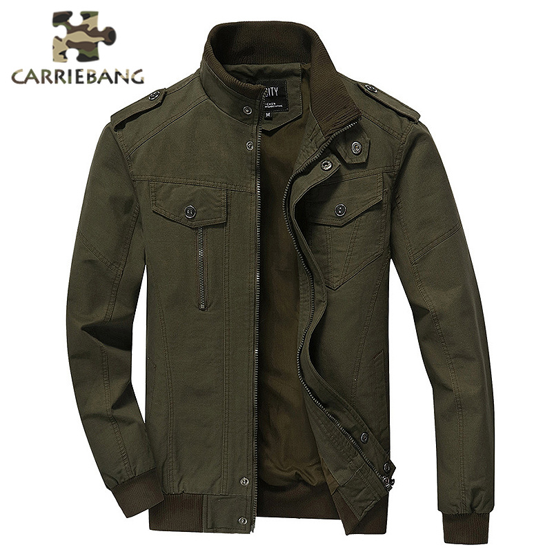 Men Spring Autumn Military Army Pilot Bomber Tactical Man Softair Airsofts Overalls for Men Working Military