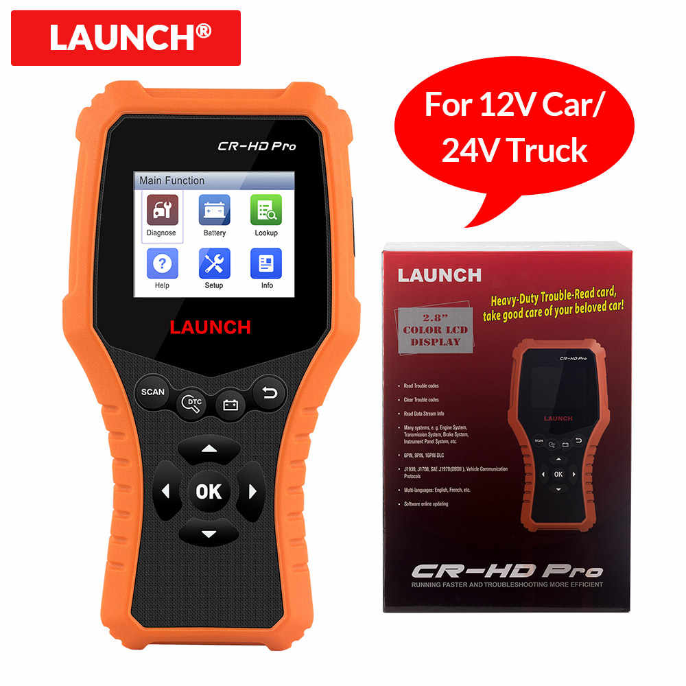 New LAUNCH Creader 3008 Scanner support full obd2 + Battery