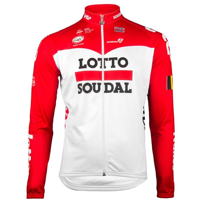 spring autumn 2018 uci pro team red long sleeve cycling jersey mens breathable Bicycle maillot MTB bike clothing Ropa Ciclismo цена