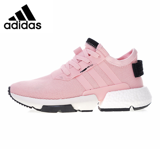 af0c7ce813d Adidas Originals POD-S3.1 BOOST Women's Running Shoes, Pink, Breathable  Shock-absorbing Lightweight B37468