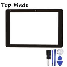 10.8 pulgadas para HI10 plus CWI527 Tablet Digitalizador del Sensor de Cristal de Reemplazo con Herramientas Gratuitas de Reparación
