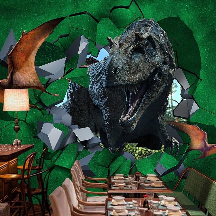 공룡 벽지 벽화-저렴하게 구매 공룡 벽지 벽화 중국에서 많이 ...
