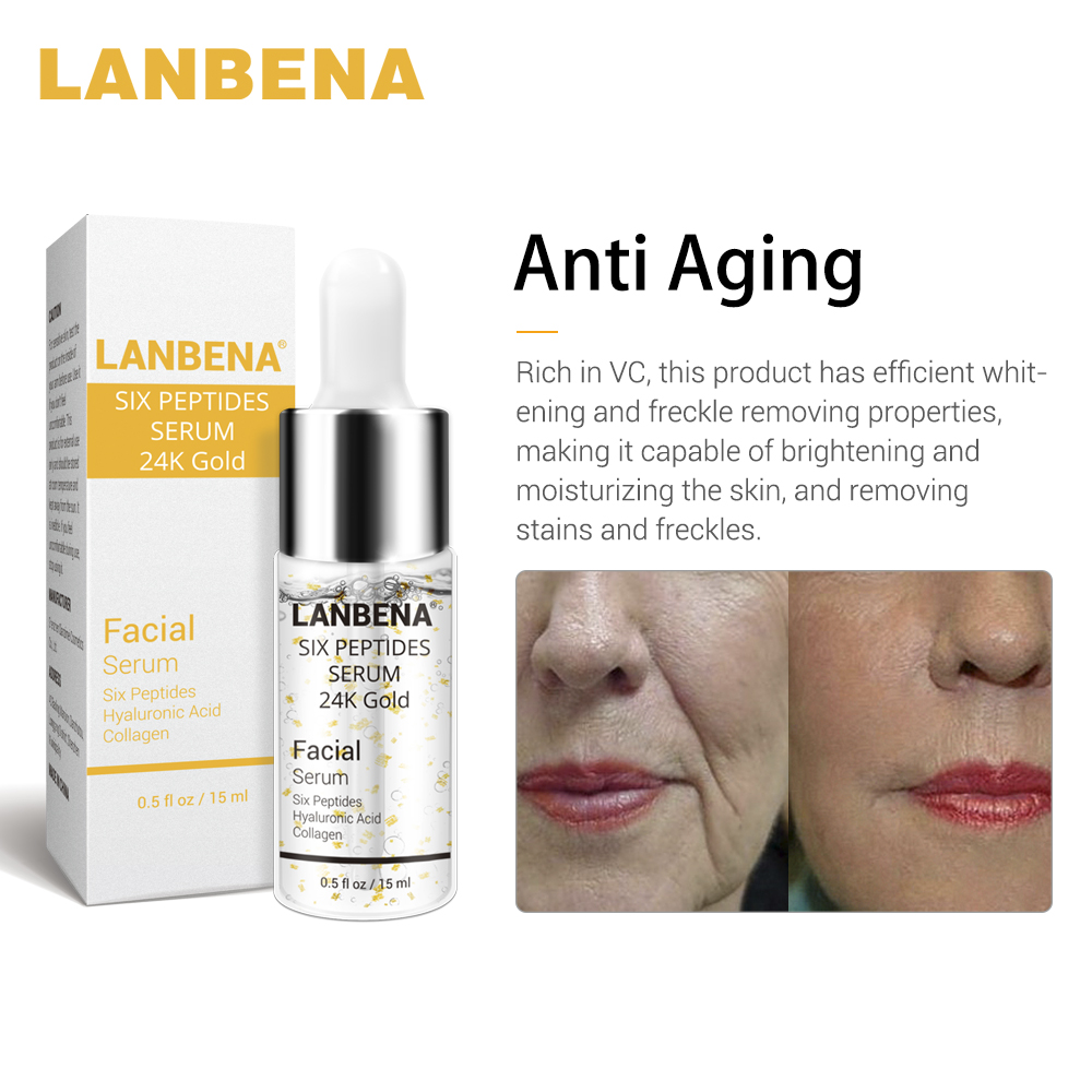 Vitamin C Serum -  Anti-Aging Moisturizing Skin Care   2