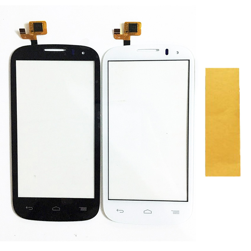 New Touch Screen For <font><b>Alcatel</b></font> One Touch C5 5036 touchscreen OT 5036 <font><b>5036D</b></font> 5037E ot5036 glass outter Panel Front digitizer image