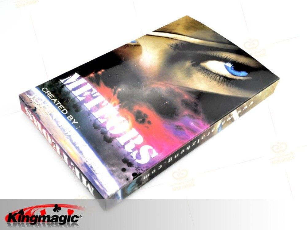 Livraison gratuite par China Post météores par Juan Mayoral/tours de magie/magie de scène/accessoires de magie/produit magique