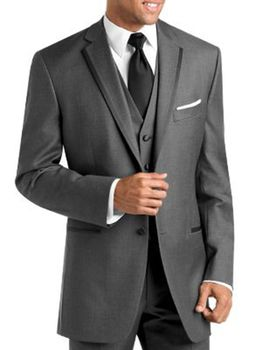 Mens Groom Grooms Men Wedding Suits Bespoke Formal Business Party Prom Tuxedos C304