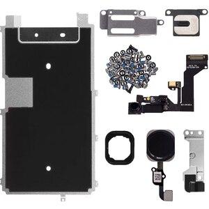 Image 5 - のための iphone 6 6p 6s 6sp 7 7 1080p 8 8 プラスフルセット修理部品液晶ディスプレイの修理部品フロントカメラ耳スピーカープレートホームボタン