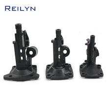 Reilyn Black Nozzle Set CN61NS CN55 CN70 CN80 Nose Unit Nozzle Sleeve Nail Gun Nose Easy Installation Safety Reliable Durable aftermarket main piston unit for max cn55