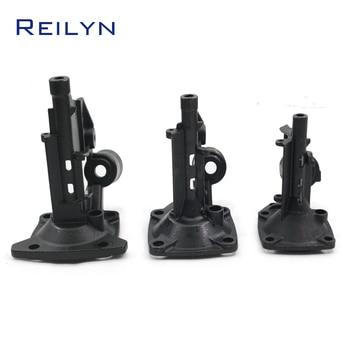 Reilyn Black Nozzle Set CN61NS CN55 CN70 CN80 Nose Unit Nozzle Sleeve Nail Gun Nose Easy Installation Safety Reliable Durable piston stop bumper for cn70 cn80 coil nailer spare parts accessory for nail gun cn70 cn80
