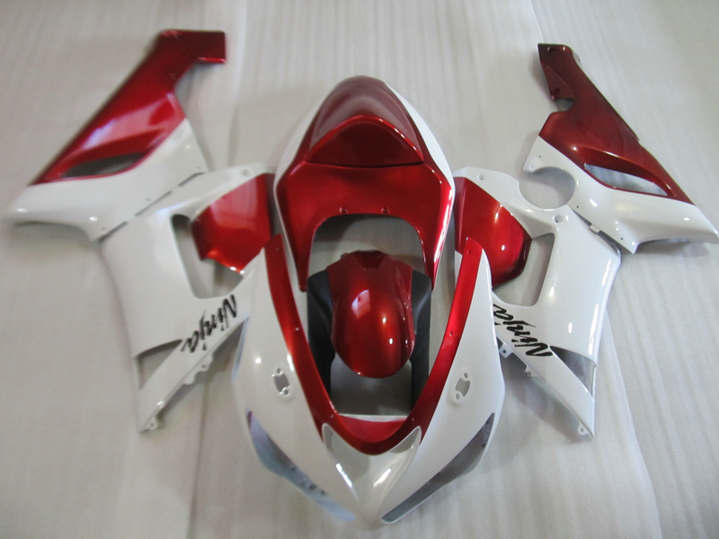 Aftermarket body parts fairing kit for Kawasaki ninja ZX6R 05 06 wine red white fairings set ZX6R 2005 2006 HN28 100% new fairings set for kawasaki ninja zx 10r 2006 2007 green black fairing kit zx10r 06 07 aftermarket hj23