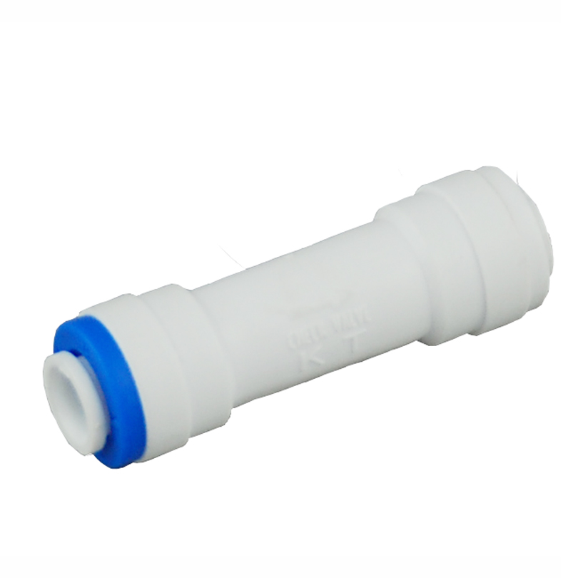"Coronwater проверьте Клапан 1/4 ""х 1/4"" пуш в ki-01"