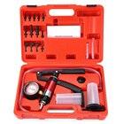 High Quality Car Auto Hand Held Vacuum Pressure Pump Tester Kit Brake Bleeder Set Automotive Diagnosis Tool Kit