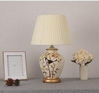 Chinese style modern fabric lampshade rustic 31cm*23cm yellow lamp shade MF001 009 BZ