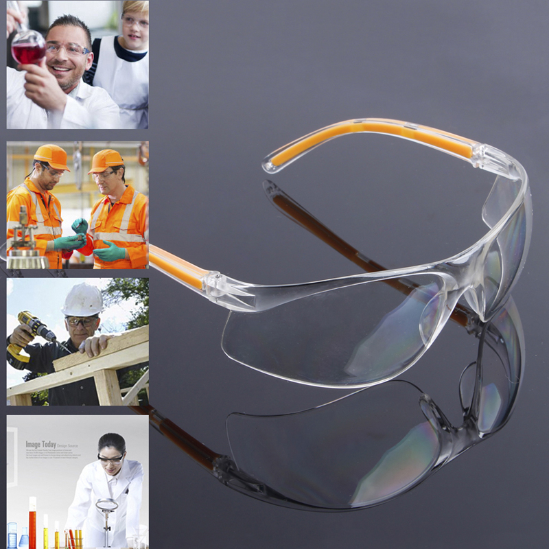 Image 4 - UV Protection Safety Goggles Work Lab Laboratory Eyewear Eye Glasse Spectacles-in Safety Goggles from Security & Protection