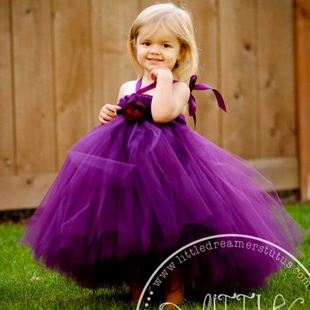 Elegant Wedding Flower Girl