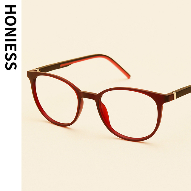 a90df2f2f7e Oval Round Circle Eye Glasses Large Oversized Metal Frame Clear Lens ...
