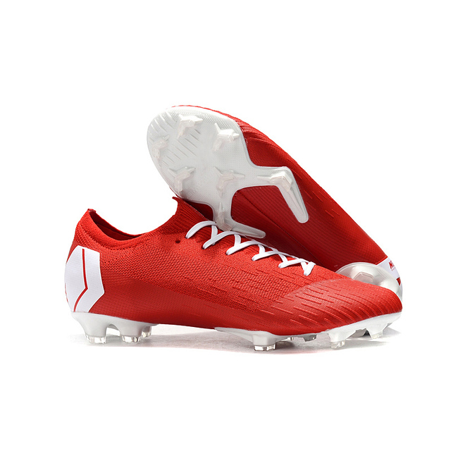 FANCIHAWAY Men Soccer Shoes Original Football Boots FG Lace-up Superfly Elite XII Outdoor Cleats Wholesale