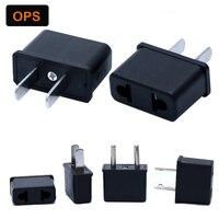 10 Pcs Universal AU EU US Plug Adapter Converter Travel Power Electrical Socket Outlets