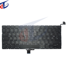 "5pcs/lot New original Danish DK Denmark Keyboard For MacBook Pro 13"" A1278 denmark keyboard 2009 2010 2011 2012year"