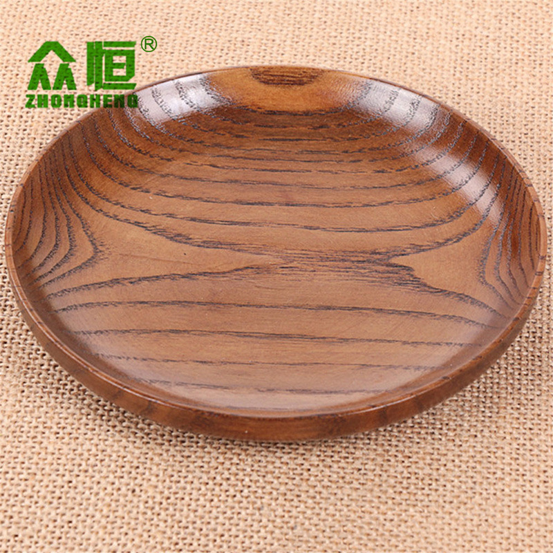 Wooden Plates Noodles Natural Pattern Spruce Primitive Eco-Friendly Solid Color Beautiful Beer Rice Househould  sc 1 st  AliExpress.com & Wooden Plates Noodles Natural Pattern Spruce Primitive Eco Friendly ...