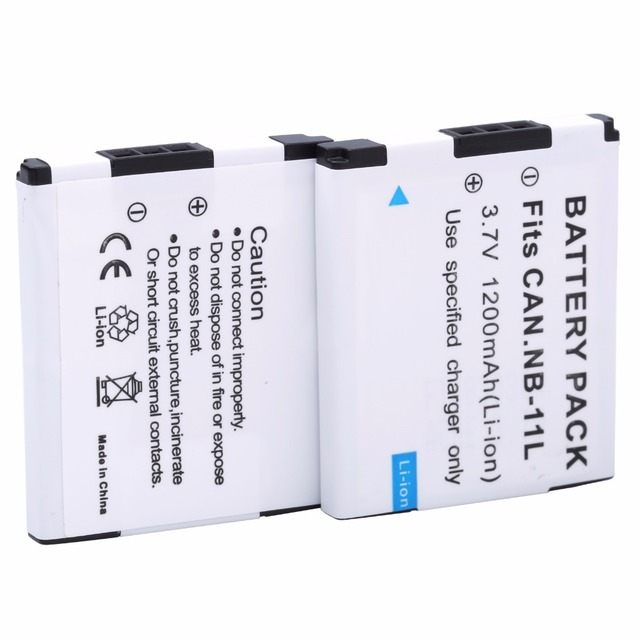 Bateria Para Canon PowerShot ELPH NB 11L 11L NB 11LHNB SX420 é, 170, 160, 150 é, 140, 135, SX400 IXUS 285 275