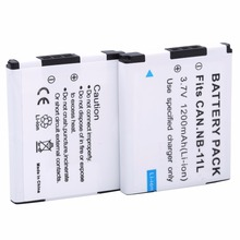 NB 11LHNB 11L battery For Canon NB 11L PowerShot ELPH SX420 is,  170 is,  160,  150 is,  140 is ,  135, SX400 IXUS 285 275
