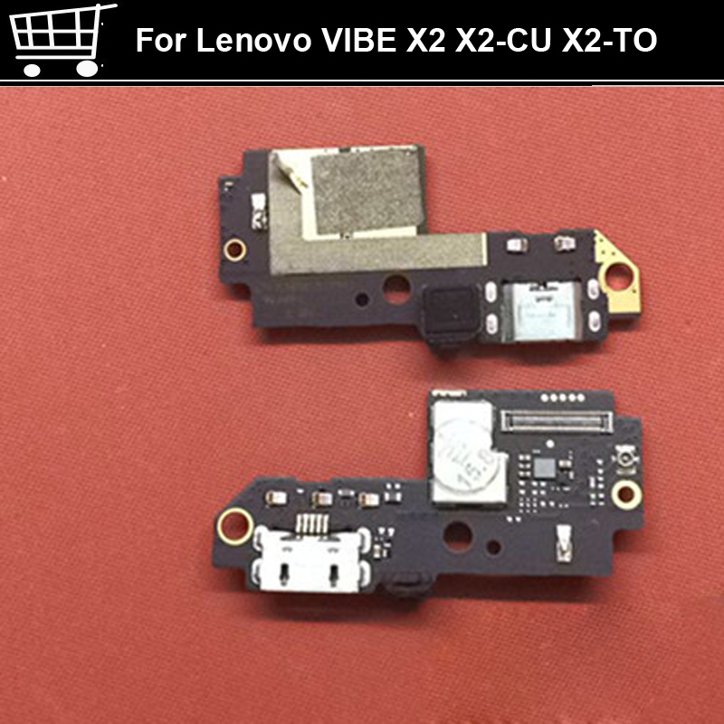 USB Charging Port Board Flex Cable Dock Connector Parts For Lenovo VIBE X2 X2-CU X2-TO Mobile Phone;5PCS/LOT