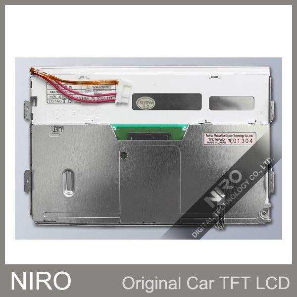 Ниро DHL/EMS+ автомобиль TFT ЖК-мониторы по tfd70w62 и Сенсорный экран