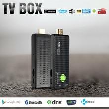 Превосходное качество Высокое разрешение MK809IV 1 г/8 г Android 5.1 ТВ Dongle Box Quad Core Mini PC 1080 P Full-HD 3D media player Коди