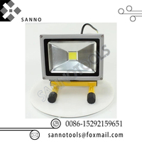 High light car repair LED working lamp tool 20W and 30W multifunction auto led work spotlight, LED emergency light