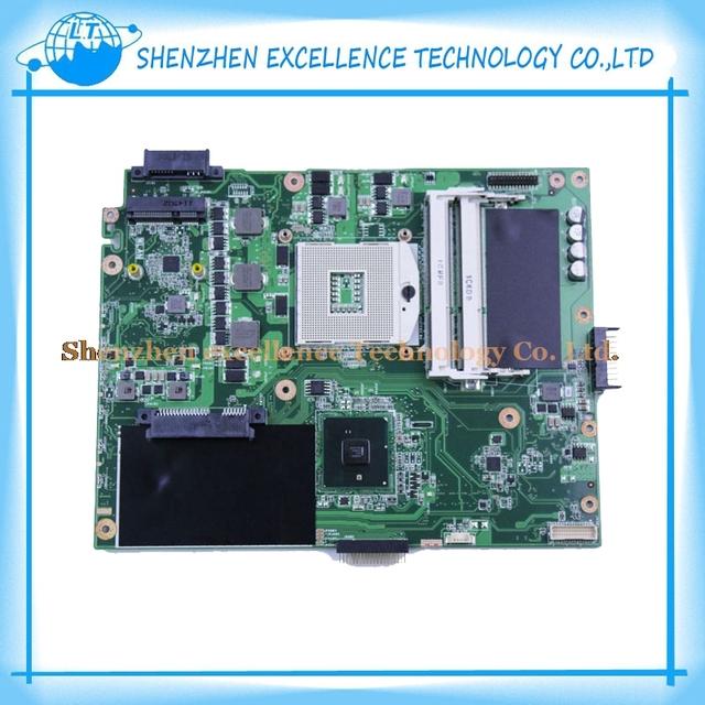 Para asus k52f a52f x52f serie hm55-chipset integrado placa madre del ordenador portátil probó bueno con alta calidad