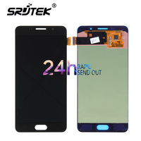 Warranty 5 2 AMOLED LCD For SAMSUNG Galaxy A5 2016 LCD Display A510 A510F A510M SM
