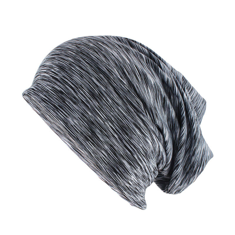 1 Pics New High Quality Ponytail   Beanie   Women Autumn Knitted Rayon Cap Unisex Casual Hats Men Hip-Hop   Skullies     Beanies   Warm Hat