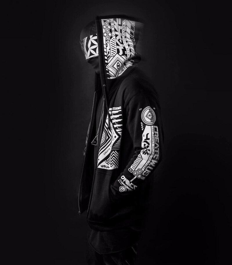 Men Hoodie Sweatshirt Tracksuit Jacket (7)