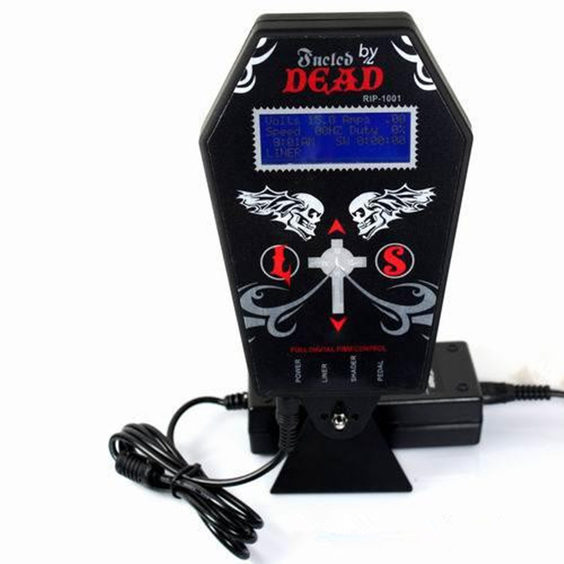 Professional Stand LED digital Tattoo Power Supply Tattoo Power Supply for tattoo machine gun kit high quality free shipping high quality professional mini power supply dual output power supply for tattoo machine tattoo gun free shipping supply
