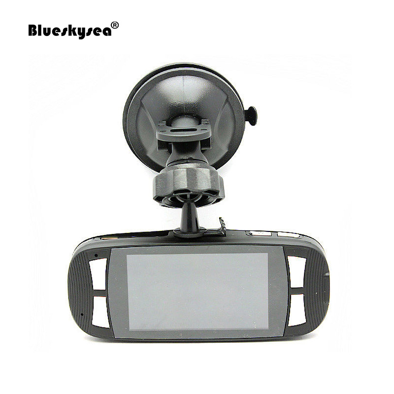 Blueskysea G1W CB Capacitor Cam FHD Car Dash font b Camera b font 3M Adhesive Mount