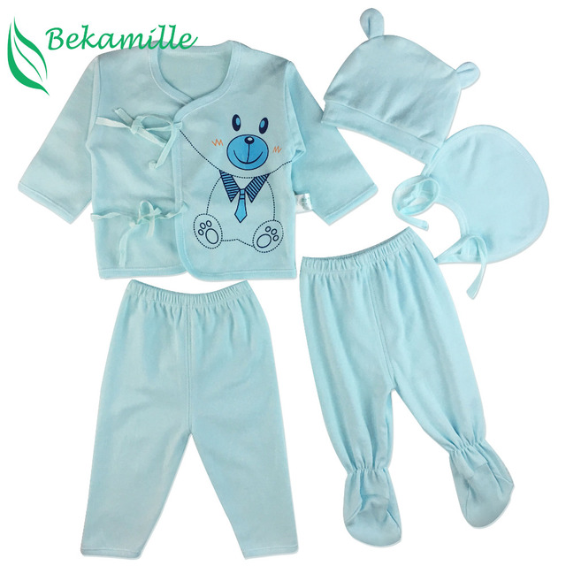 Newborn set baby boys suits