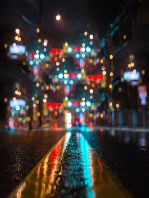 US $205 18 OFFWedding Night Street Bokeh Photography Background Cloth  200x300cm Vinly Backdrops for Photo Studio Props Camera Fotografia-in
